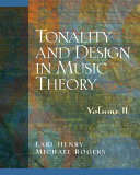 Tonality and Design in Music Theory PDF