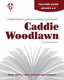 Caddie Woodlawn Teacher Guide PDF