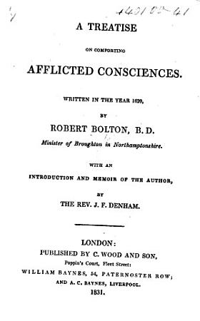 Instructions for a Right comforting Afflicted Consciences     The second edition  etc PDF