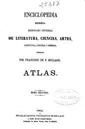 Enciclopedia moderna: diccionario universal de literatura, ciencias, artes, agricultura, industria y comercio, Volumen 2