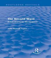 The Second Wave  Routledge Revivals  PDF