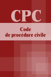 Code de procédure civile - CPC