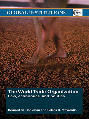 World Trade Organization  WTO  PDF