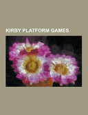 Kirby Platform Games PDF