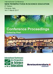 Conference Proceedings  New Perspectives in Science Education PDF