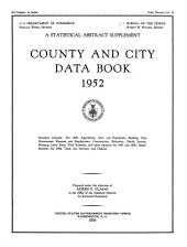 County and city data book