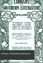 Library of Southern Literature: Volume 9