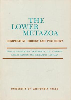 The Lower Metazoa