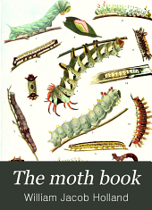 The Moth Book: A Popular Guide to a Knowledge of the Moths of North America