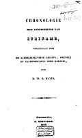 Chronologie der geschiedenis van Suriname PDF