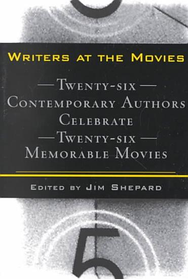 Writers at the Movies PDF