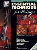 Essential Technique for Strings PDF