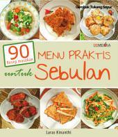90 Resep Masakan Menu Praktis Untuk Sebulan