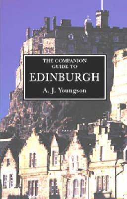 The Companion Guide to Edinburgh and the Borders PDF