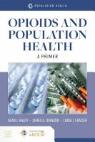 The Opioid and Heroin Epidemic a Primer PDF