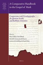 A Comparative Handbook to the Gospel of Mark
