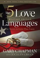 The 5 Love Languages Military Edition PDF