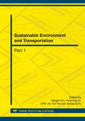 Sustainable Environment and Transportation