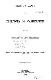 Laws of Washington: Volume 8