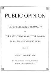 Public Opinion: Volume 20