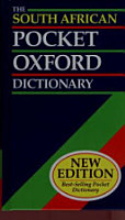 The South African Pocket Oxford Dictionary of Current English PDF