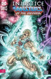 Injustice Vs. Masters of the Universe (2018-2018) #4