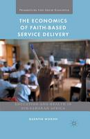 The Economics of Faith Based Service Delivery PDF