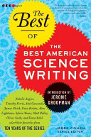 Download The Best of the Best of American Science Writing Book
