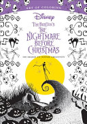 Art of Coloring  Tim Burton s The Nightmare Before Christmas