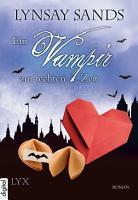 Ein Vampir zur rechten Zeit PDF