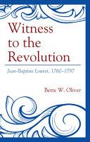 Witness To The Revolution Jea PDF