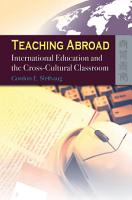 Teaching Abroad PDF