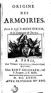 Origine des armoiries