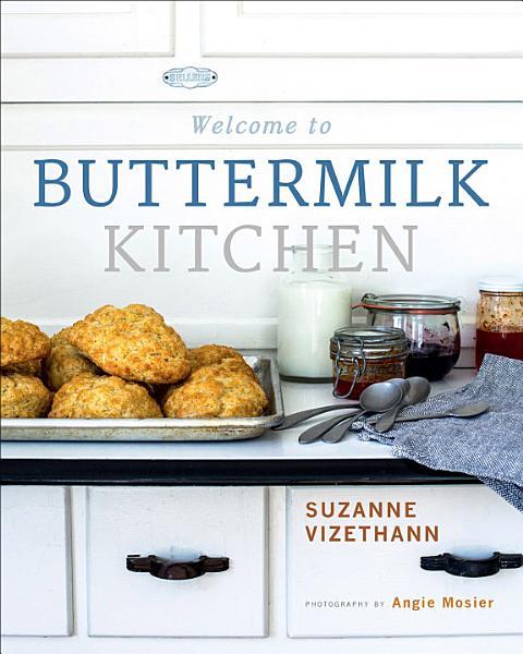 Download Welcome to Buttermilk Kitchen Book