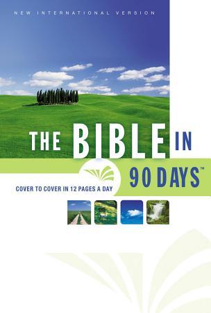 NIV  Bible in 90 Days  eBook PDF