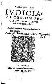 Processus iudiciarius