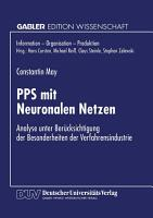 PPS mit Neuronalen Netzen PDF