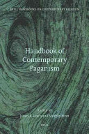 Handbook of Contemporary Paganism