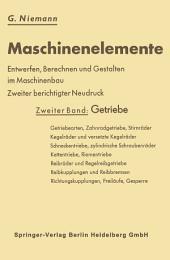 Maschinenelemente: Entwerfen, Berechnen und Gestalten im Maschinenbau. Ein Lehr- und Arbeitsbuch, Ausgabe 2