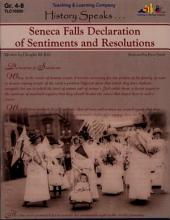 Seneca Falls Declaration of Sentiments and Resolutions (ENHANCED eBook)