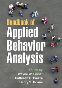 Handbook of Applied Behavior Analysis Book