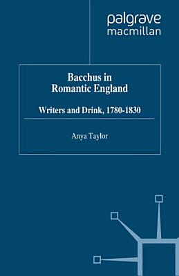 Bacchus in Romantic England
