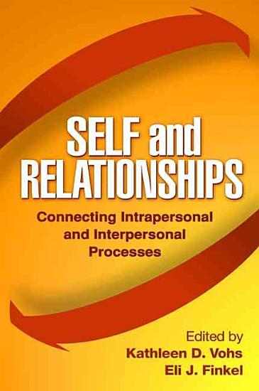 Self and Relationships PDF