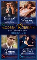 Modern Romance September 2017 Books 5   8 PDF