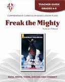 Freak the Mighty by Rodman Philbrick Book