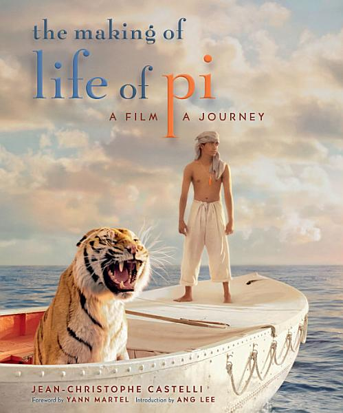 Download The Making of Life of Pi Book