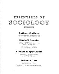 Essentials of Sociology PDF