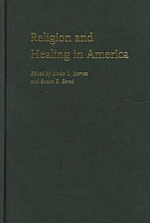 Religion and Healing in America Book