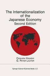 The Internationalization of the Japanese Economy: Edition 2