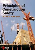 Principles of Construction Safety PDF